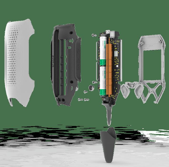 SOEKS EcoVisor F4 components