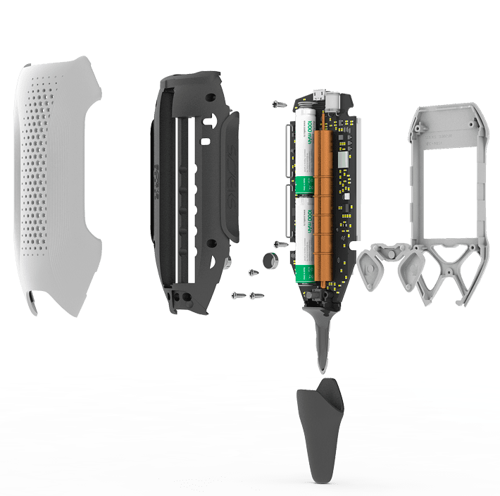 EcoVisor F4 components