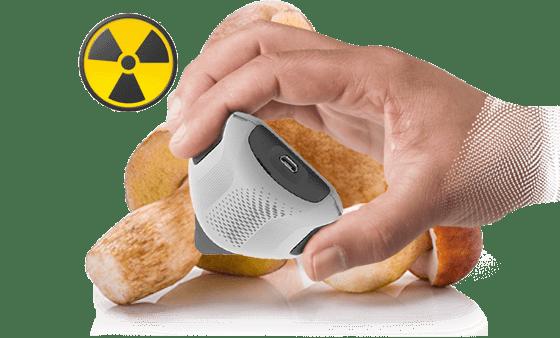Dosimeter EcoVisor F4 with micro USB