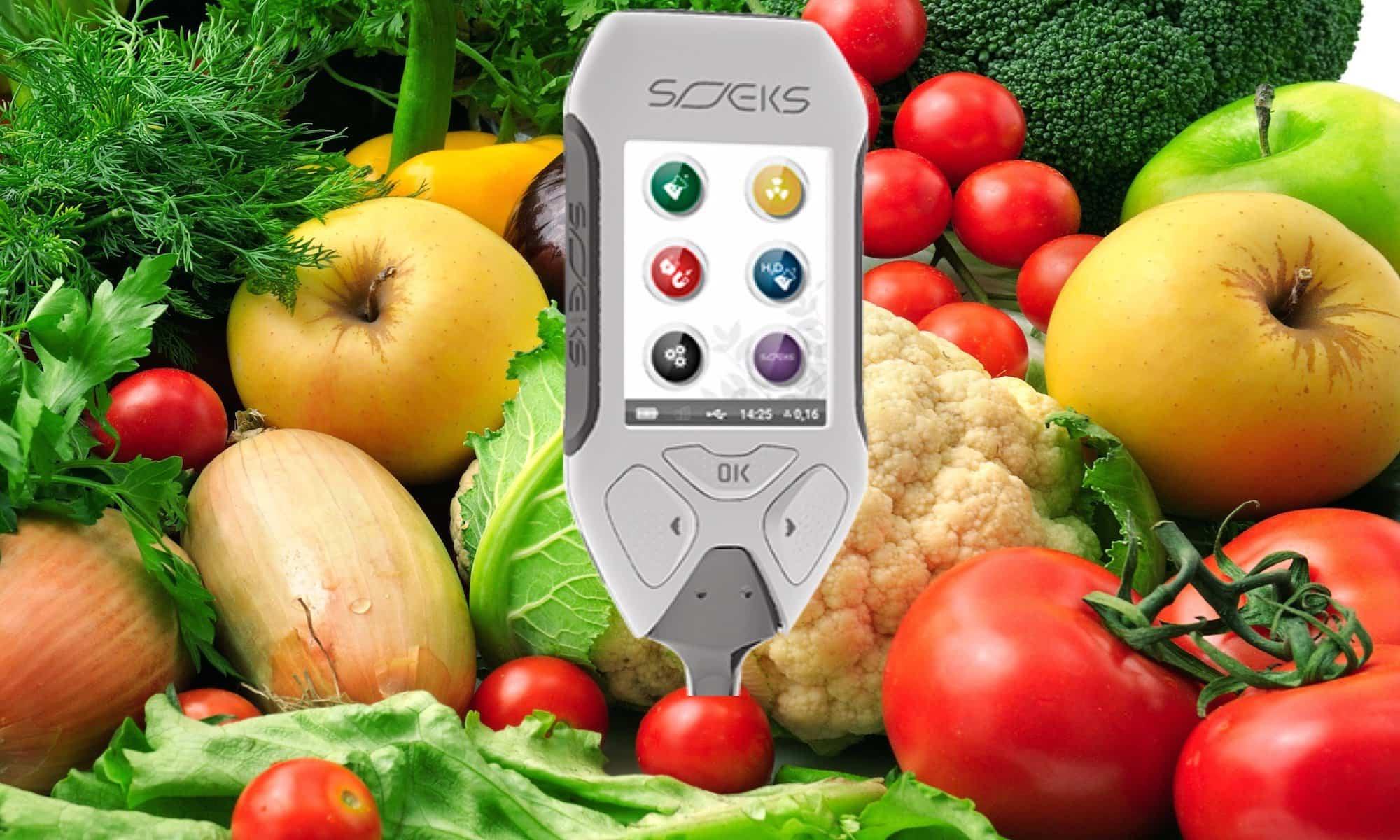 Testing with SOEKS EcoVisor F4 (Nitrate Tester, Dosimeter, EMF meter, TDS meter)